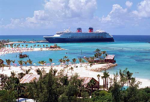 Castaway Cay Photo with Disney Cruise Line