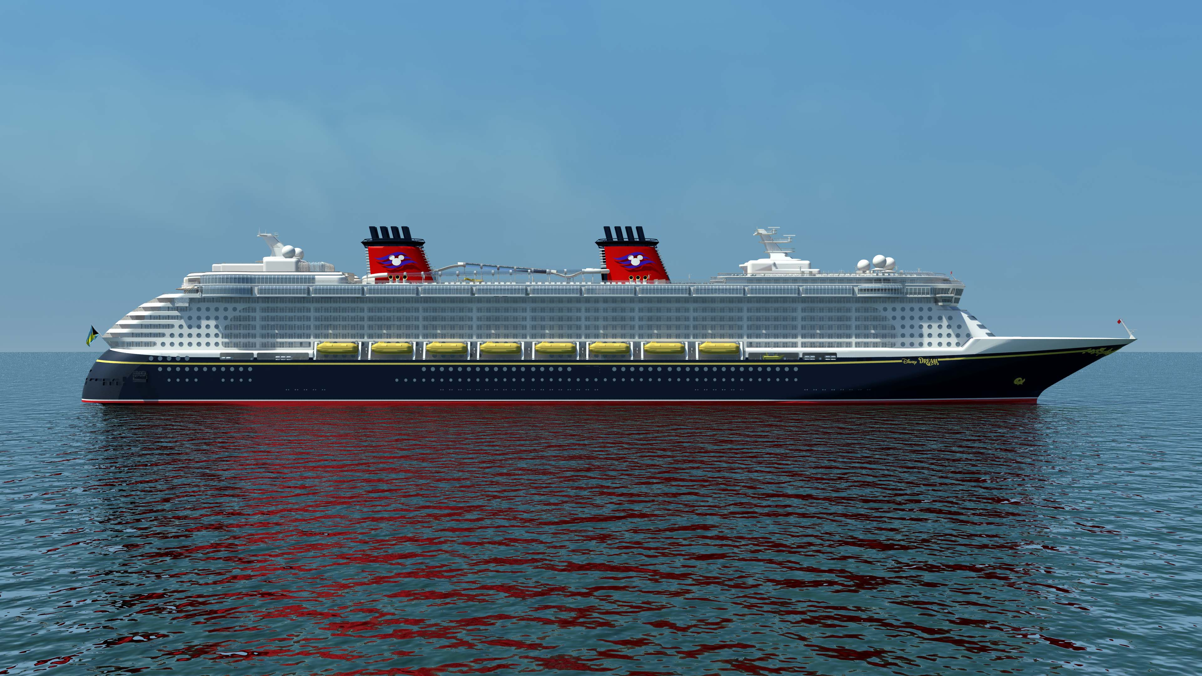 Disneydreamcruiseship