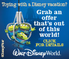 Walt Disney World Vacation Specials
