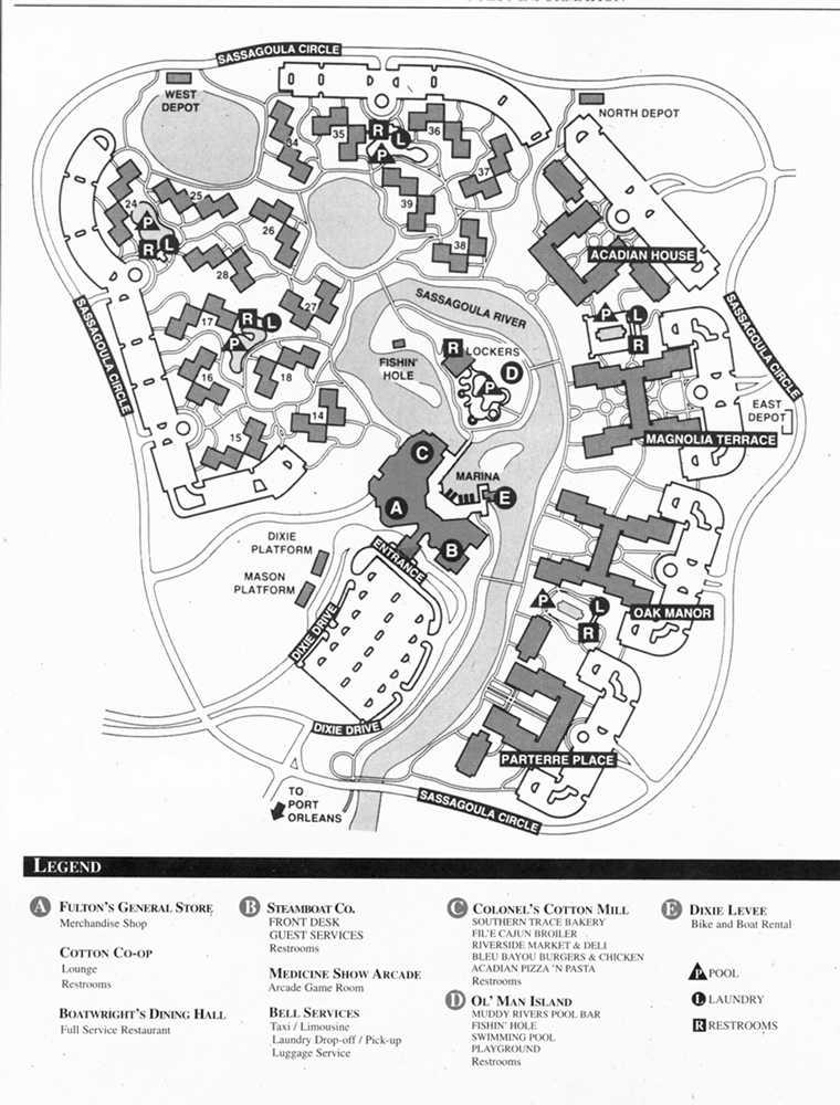 Walt Disney World Resort Information Disney S Port