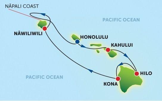 Norwegian Cruise Line Pride Of America - Pride of america cruise ship hawaii
