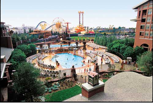 Disney S Grand Californian Hotel Pictures