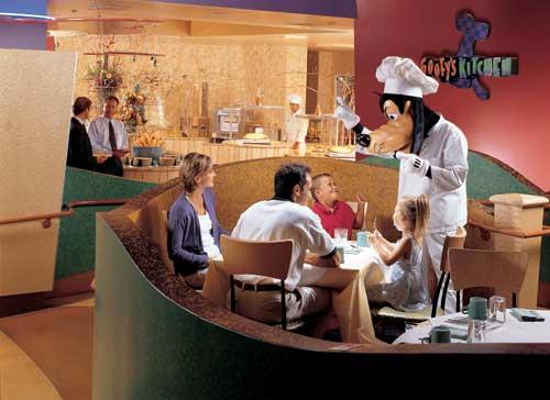 Disneyland Hotel Pictures