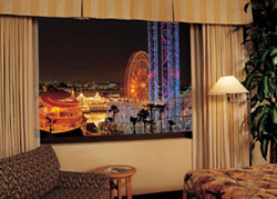 Disneyland Hotels and Disneyland Vacation Pacakges