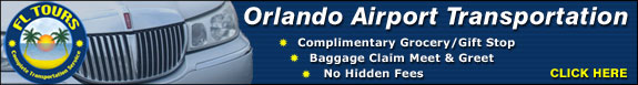 Orlando Airport Transportation to Disney World Hotel Resorts