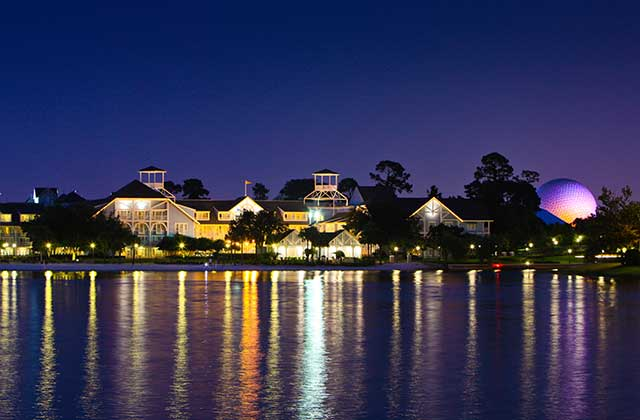 Disney's Beach Club Villas Resort
